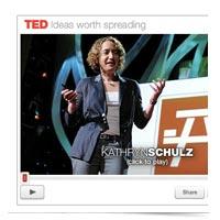 Karen Schulz at TED2011