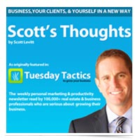 Download the Scott's Thoughts eBook