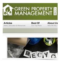 Green Property Management Logo