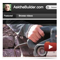AskTheBuilder.com on YouTube