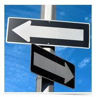 Which way to decide?