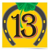 Lucky '13!