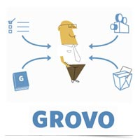 Image of Grovo icon.