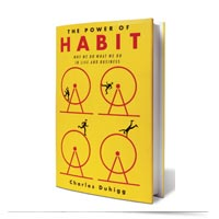 Image of The Power of Habit book.