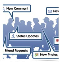 Image of Facebook Status Updates