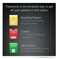 Image of Passbook screenshot.