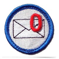 Image of Inbox Zero Jacket Patch
