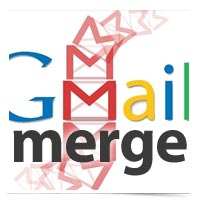 Image of Gmail merge icon.