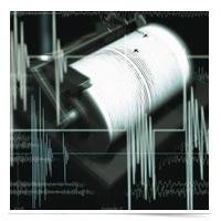 Image of a seismograph
