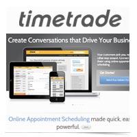 Image of TimeTrade logo.