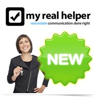 Image of new My Real Helper website icon.