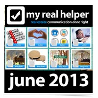 Image of My Real Helper June icon.
