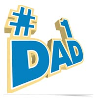 Image of #1 DAD icon.