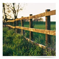 Image of fence.