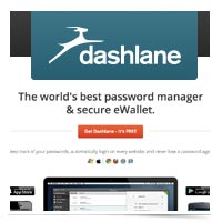 Image of Dashlane Logo