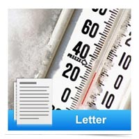 Image of Cold Contacts Letter Icon