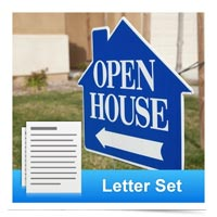 Image of Open House Letter Super Pack Icon