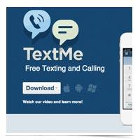 Image TextMe! app