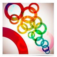Image of Google+ circles.