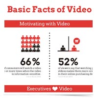 Image of video infographic
