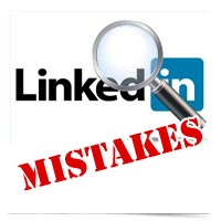 Image of LinkedIn Mistakes icon.