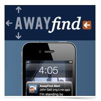 Image of AwayFind logo