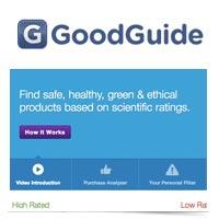 Image of GoodGuide logo.