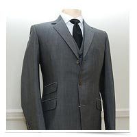 Image of bespoke suit