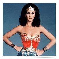 Image of Wonder Woman!