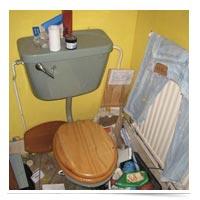 Image of terrible bathroom.
