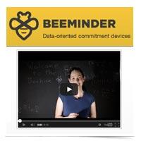 Image of Beeminder logo.