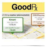 Image of GoodRx logo