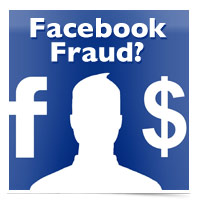 Image of Facebook Fraud icon
