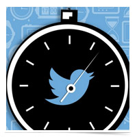 Image of Mashable Twitter in 10 minutes a day graphic
