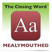 Image of Closing Word Logo