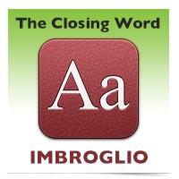 The Closing Word: Metier