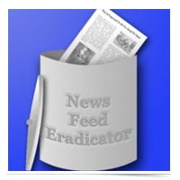 New Feed Eradicator logo.