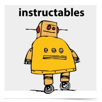 Instructables logo.
