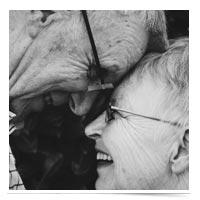Older couple together