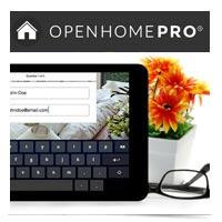 Open Home Pro logo.