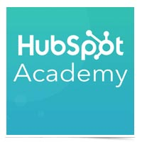 Hubspot Academy logo.