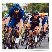Cycling team.