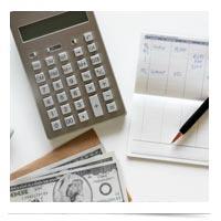 Calculating w/money.