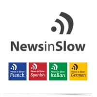 NewsInSlow logo.