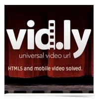 Vid.ly Logo