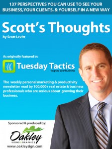 Scott's Thoughts eBook