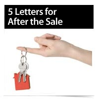 5 Letters for Following Up With Clients After Home Closing
