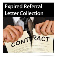 Expired Referral Letter Collection